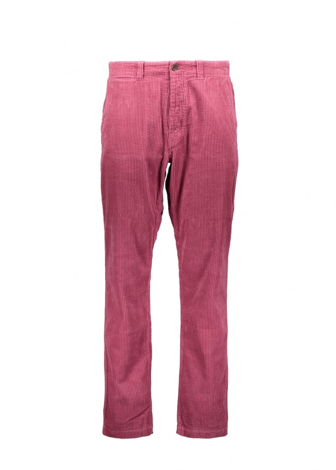 Saturdays NYC Field Heavy Cord Pant - Light Plum