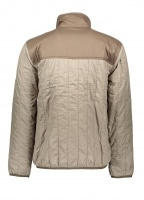 Ultra Light Quilted Jacket - Rustic Tan