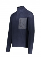 Fjord Tech Half Zip - Dark Navy