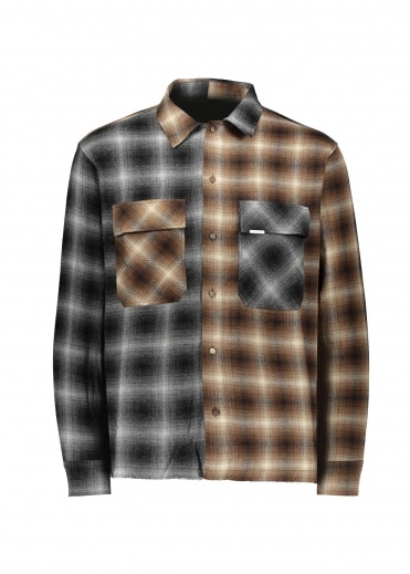 Represent Flannel Shirt - Split