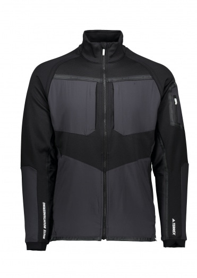 White Mountaineering  Fleece Jacket - Black