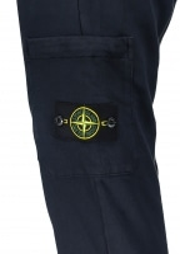 Fleece Pants - Navy Blue
