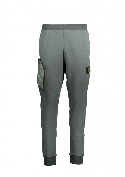 Fleece Pants - Petrol