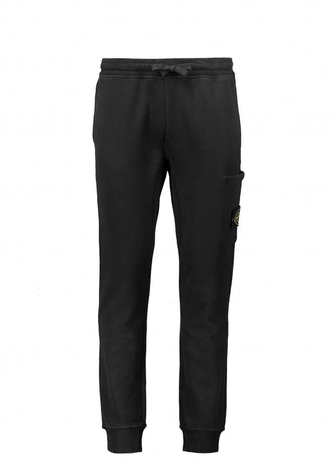 Fleece Sweatpants - Black