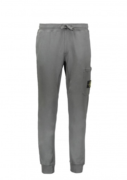 Stone Island Fleece Sweatpants - Dark Grey