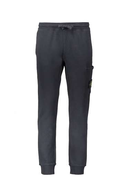 Stone Island Fleece Sweatpants - Navy Blue