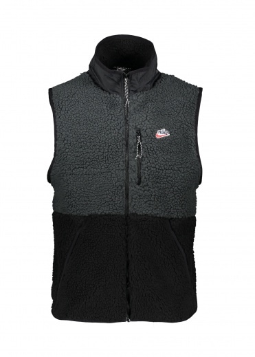Nike Apparel Fleece Vest 045 - Off Noir / Black