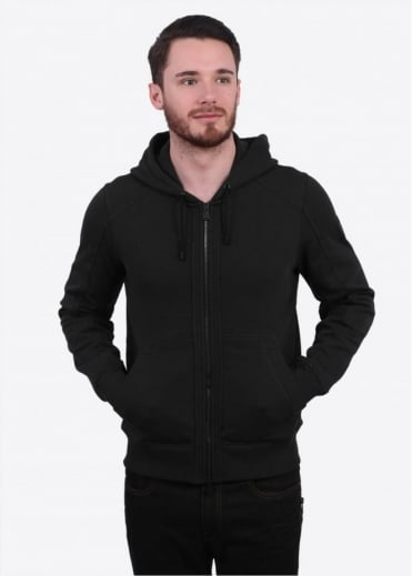 Belstaff Fleming Hooded Sweatshirt - Black