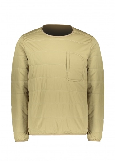 Snow Peak Flexible Insulated Pullover - Beige