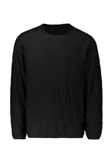 Snow Peak Flexible Insulated Pullover - Black