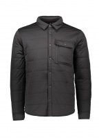 Snow Peak Flexible Insulated Shirt - Black