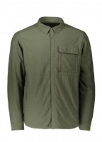 Snow Peak Flexible Insulated Shirt - Olive