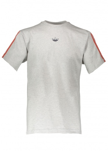 Adidas Originals Apparel Floating Tee - Grey