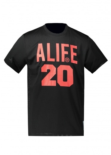 Alife Football Mesh - Black