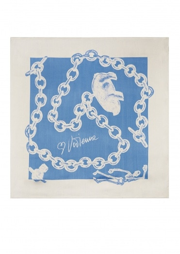 Vivienne Westwood Accessories Foulard 60 x 60 - Blue