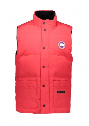 Canada Goose Freestyle Crew Vest - Red