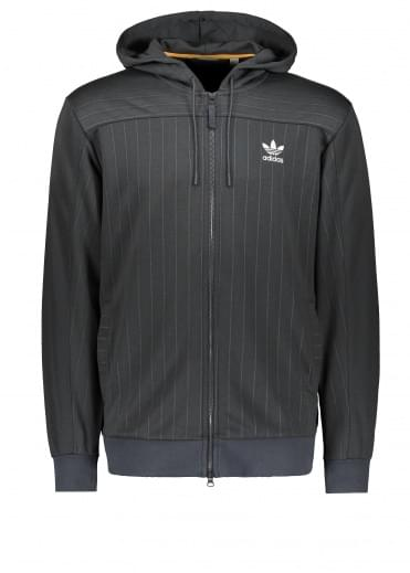 Adidas Originals Apparel Fullzip - Carbon