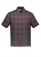 Gabe Shirt - Dot Dash Ikat