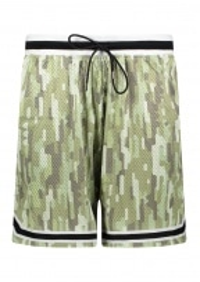 John Elliott Game Shorts - Green