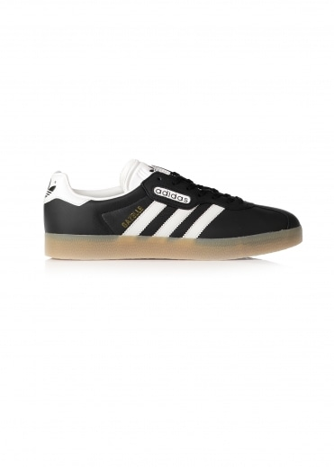 Adidas Originals Footwear Gazelle Super - Black