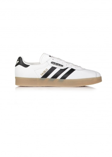 Adidas Originals Footwear Gazelle Super - White / Black