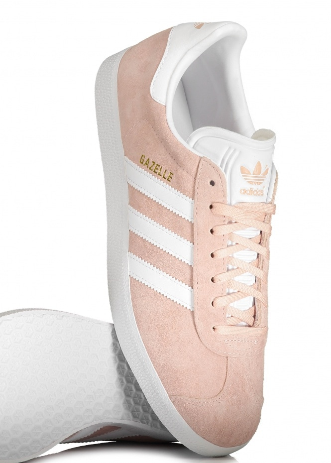 843ab540c9abe Adidas Originals Footwear Gazelle Vapor - Pink - Adidas Originals Footwear  from Triads UK
