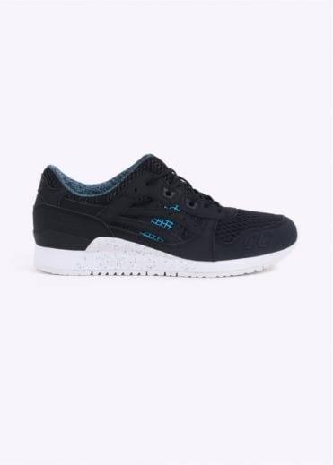 Asics Gel-Lyte III - Black / Blue