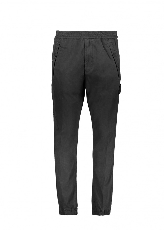 Ghost Piece Trousers - Black