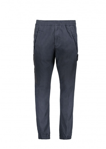 Stone Island Ghost Piece Trousers - Navy