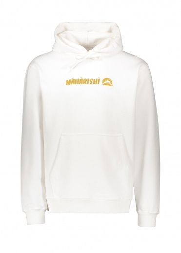 Maharishi Gold Tailor Hooded Sweat - White