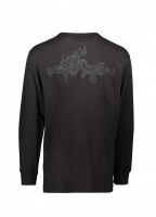 Maharishi Golden Dragon LS Tee - Black