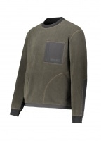 Wood Wood Gorm Sweater - Dark Green