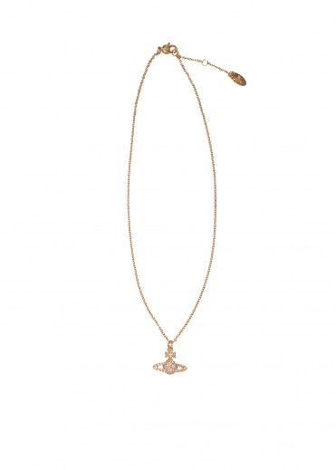 Vivienne Westwood Accessories Grace BR Pendant - Gold Alternate