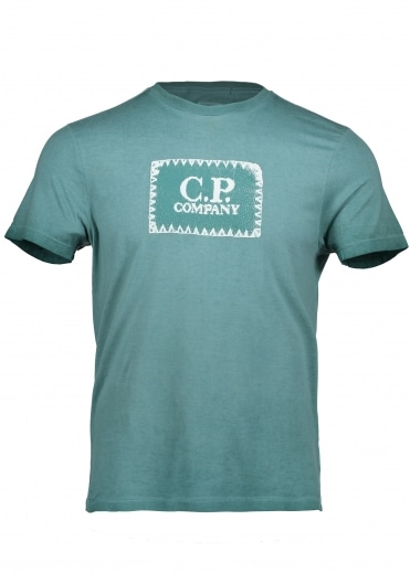 C.P. Company Graphic T-Shirt - North Sea