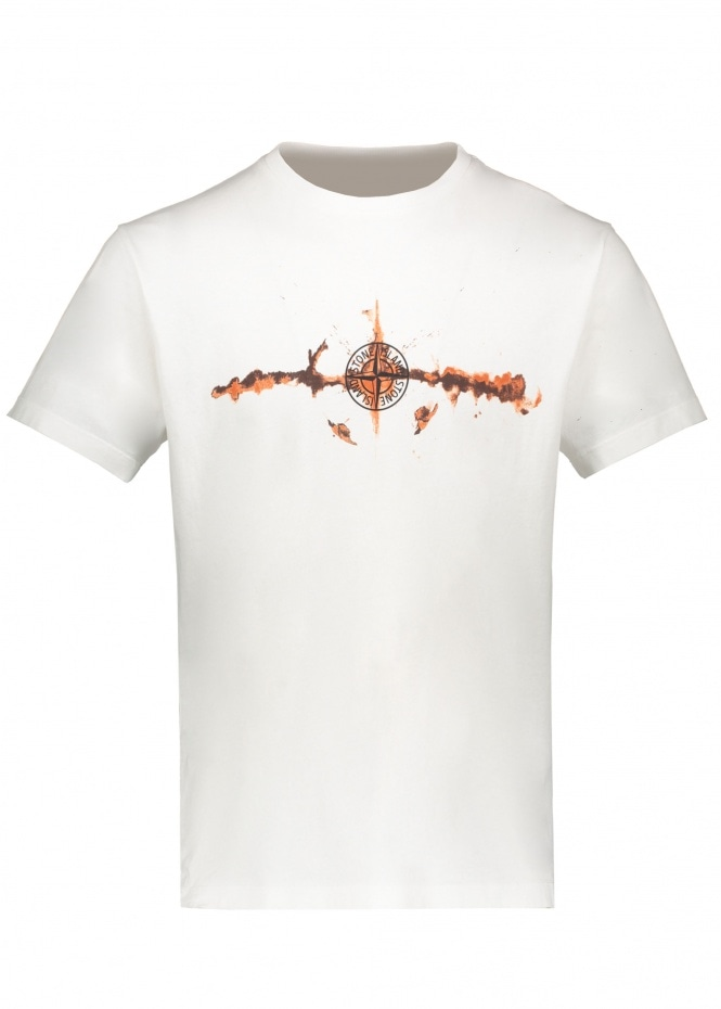 Graphic T-Shirt - White