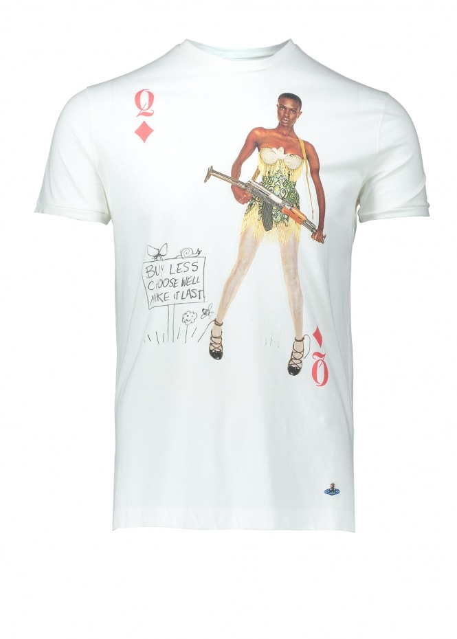 Graphic tee off white from triads uk for Ray donovan white dress shirt brand