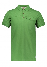 Fjallraven Greenland Polo Shirt - Fern