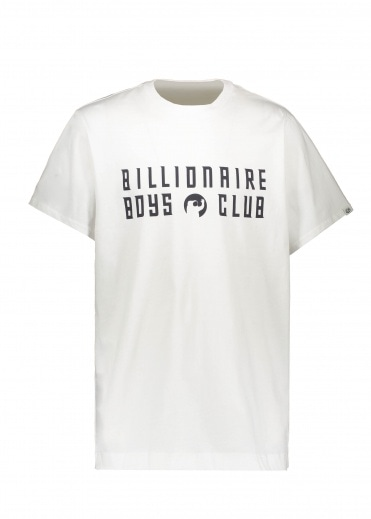 Billionaire Boys Club Greetings Graphic Tee - White