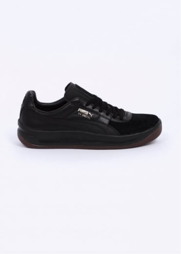 Puma GV 'Guillermo Vilas' Special Exotic Trainers - Black