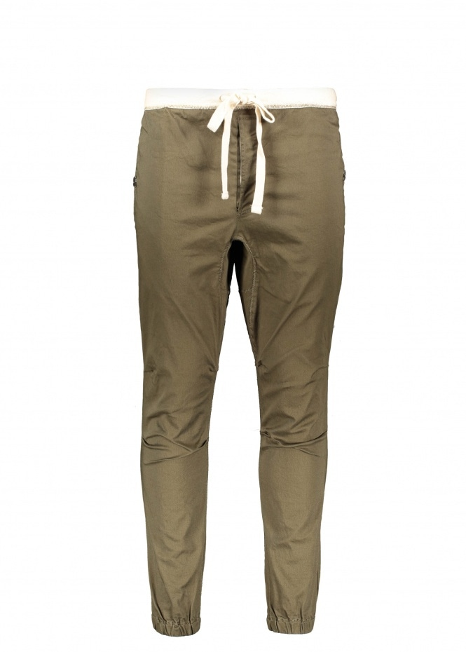 Beams Plus Gym Pants Twill - Olive