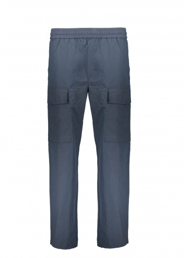 Wood Wood Halsey Nylon Trousers - Navy