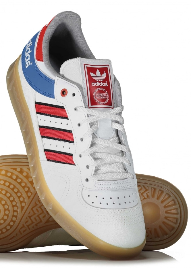 Adidas Originals calzado Balonmano top blanco / rojo / Royal adidas