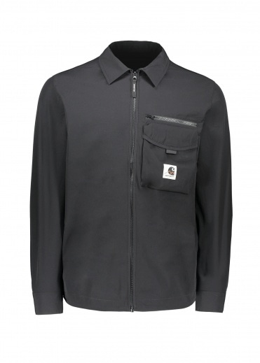 Carhartt Hayes Shirt Jacket - Black