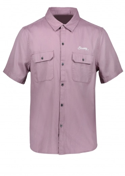 Stussy HBT Work Shirt - Mauve
