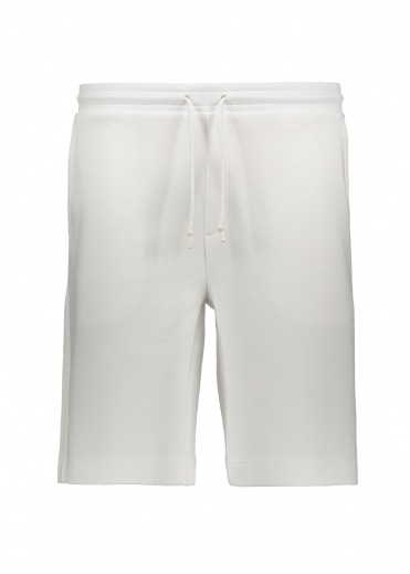 Boss Athleisure Headlo 3 Shorts - White