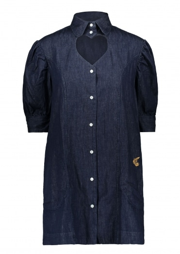 Vivienne Westwood Anglomania Heart Dress - Blue