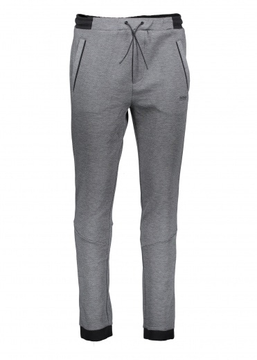 Hugo Boss Helnio Track Pants - Medium Grey
