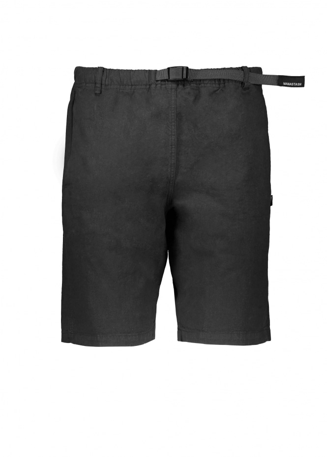 Manastash Hemp Shorts - Black