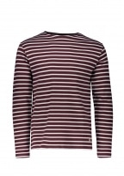 Armor Lux Heritage Breton Shirt Chianti
