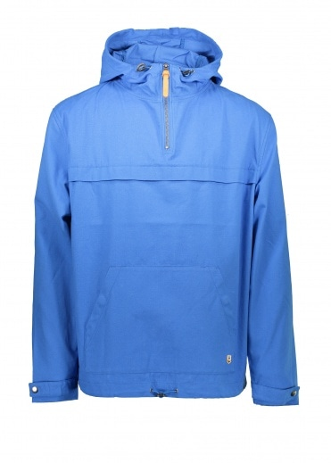 Armor Lux Heritage Smock - Prussian Blue